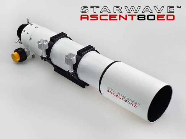 Altair Starwave ASCENT 80ED F7 Refractor Telescope